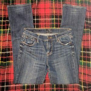 Lucky brand brooke slim boot medium wash jeans